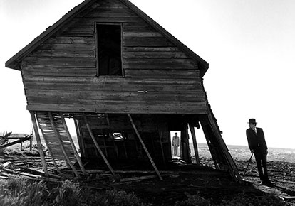 Leaning House, Alberta, Canada, 2004